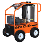 Commercial Electric Powered - Oil Fired Hot Water Pressure Washer