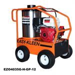 Commercial Gas & Diesel Powered - Oil Fired Hot Water Pressure Washer