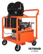 Industrial Gasoline & Diesel Powered Cold Water Pressure Washers