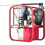 Hot2Go Hydro Tek Hot Portable Diesel Gas Water Power Washers