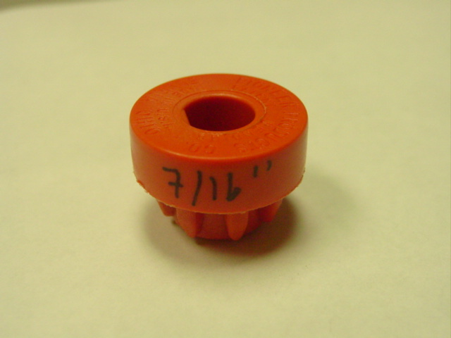 48183a Frost Fighter Orange Coupling Ends 7 16 Quot