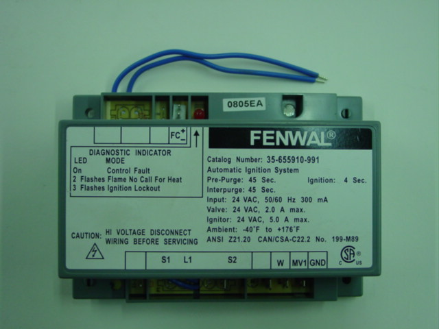 fenwal ignition module 35 655921 001 wiring diagram 35 hp mercury wiring diagram 50139a frost fighter fenwal gas primary gas control auto ... #7