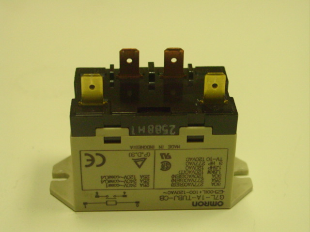 50204 Frost Fighter Omron Relay 100 120vac G7l 1a Tubj Cb