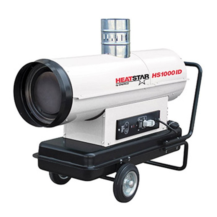 HS1000ID HeatStar Indirect Oil Fired Heater 113,000 Btu Heater HS 1000