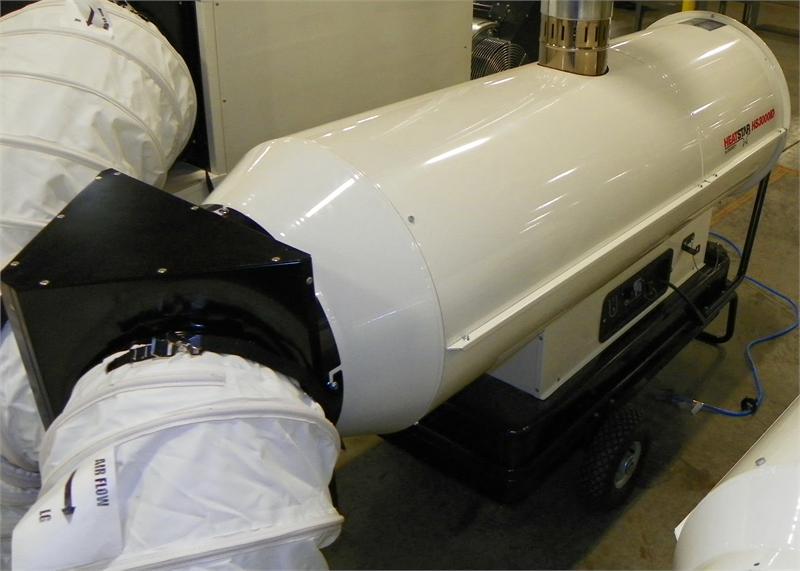 HS3000ID HeatStar Indirect Oil Fired Heater 306,000 Btu Heater HS 3000
