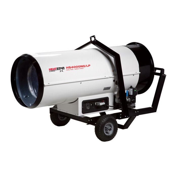 Hs 4000 Ng Lp Heatstar Direct Fired Dual Fuel Gas Heater