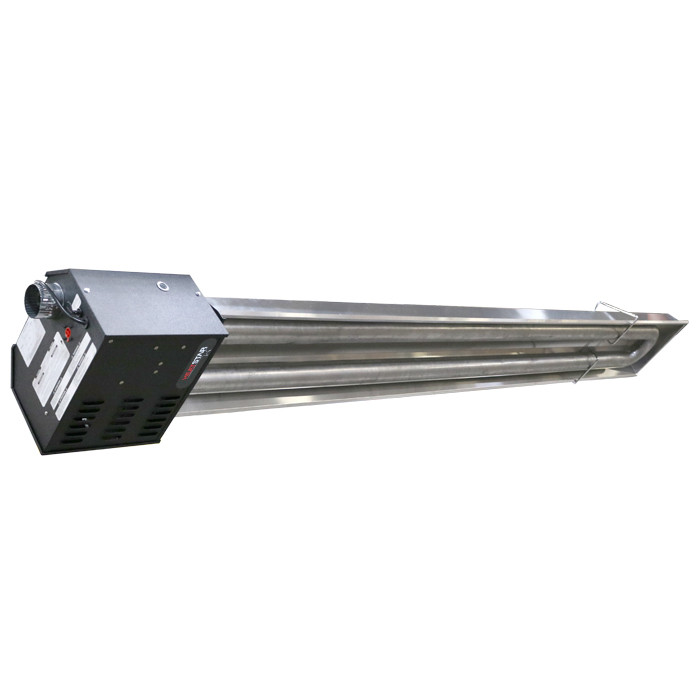 Hs45gsp Ng Heatstar 45 000 Btu Natural Gas Radiant Tube