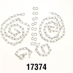 17374 Enerco CHAIN KIT (1 per unit) (Includes: 2 - 4' chains, 2 - 1' chains & 8 - S-hooks)