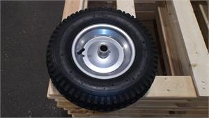"48124AFF Frost Fighter Foam Filled 4.00/4.80-8"" Tire and Wheel Assembly"