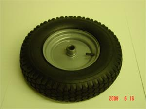 "48124A Frost Fighter 16"" Wheel with 1"" Axle Bore and Pneumatic Tire"