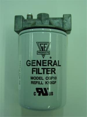 48132A Frost Fighter CGF10 Spin On Filter Assembly