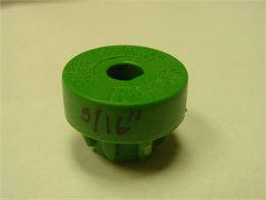 48183C Frost Fighter GREEN COUPLING ENDS 5/16""