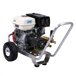 E4040HG Pressure Pro 4GPM @ 4000PSI Cold Water Direct Drive General Pump Pressure Washer powered by Honda GX390