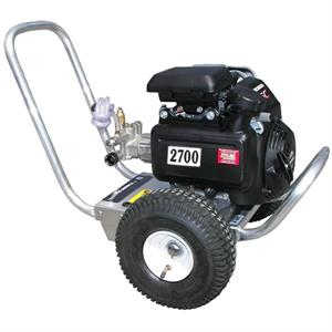 PPS2527HAI Pressure-Pro Professional 2700 PSI (Gas - Cold Water) Aluminum Frame Pressure Washer w/ Honda Engine