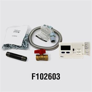 F102603  Enerco ER2STG Installation Kit for 30' Unit Setup (ER2STG100)