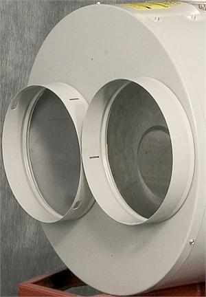 "48205B Frost Fighter Double Air Outlets 2x12"" Outlets"