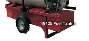 48125C Frost Fighter 40 Fuel Gal Tank Replacement for IDF Series Heater with environmental tray