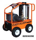 EZO3035E-GP Easy-Kleen Commercial Electric Powered – Oil Fired Hot Water Pressure Washer 3000 PSI 3.5 GPM