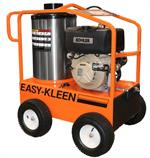 EZO4035D-K-GP-12 Easy-Kleen Commercial Diesel Powered - Oil Fired Hot Water Pressure Washer 9.8 Hp Gas 4000 PSI 3.5 GPM