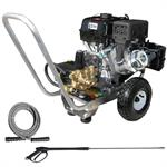 PPS4042LGI Pressure-Pro Professional 4200 PSI (Gas - Cold Water) Aluminum Frame Pressure Washer w/LCT MAXX Engine