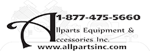 All Parts Equipment and Accessories at www.allpartsinc.com