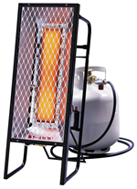 HS35LP HeatStar Portable Propane Radiant Heater HS35LP F170700