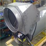 IDF-77db Frost Fighter 77 dB noise level recirculation option