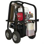 Hydro Tek Hot-2-Go 2,700 PSI Hot Water Pressure Washers SH27003VH rear view