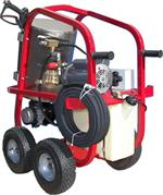 HV22004E2H Hydro Tek HOT-2-GO 220V Electric Hot Water Pressure Washer 2200 PSI