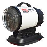 HSP60R HeatStar Pro Series 60,000 BTU/HR Radiant Oil-Fired Construction Heater F105155