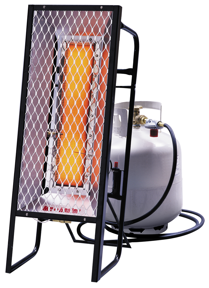 Portable Natural Gas Heater