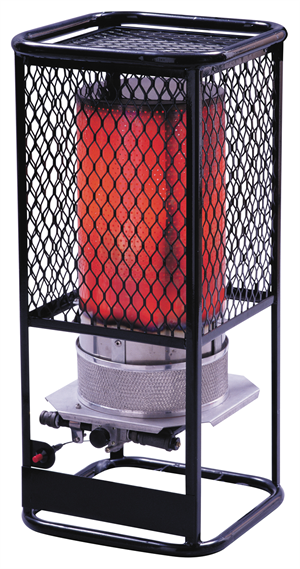 HS125NG HeatStar Natural Gas Portable Radiant Heater HS125NG F170850