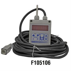 F105106 Enerco HeatStar Digital Remote Thermostat with 16' Cord