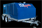 IDF1000 Frost Fighter 1,000,000 Btu Indirect Fired Oil Heater / Generator Trailer System