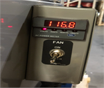 SME Digital Meter and Fan Switch